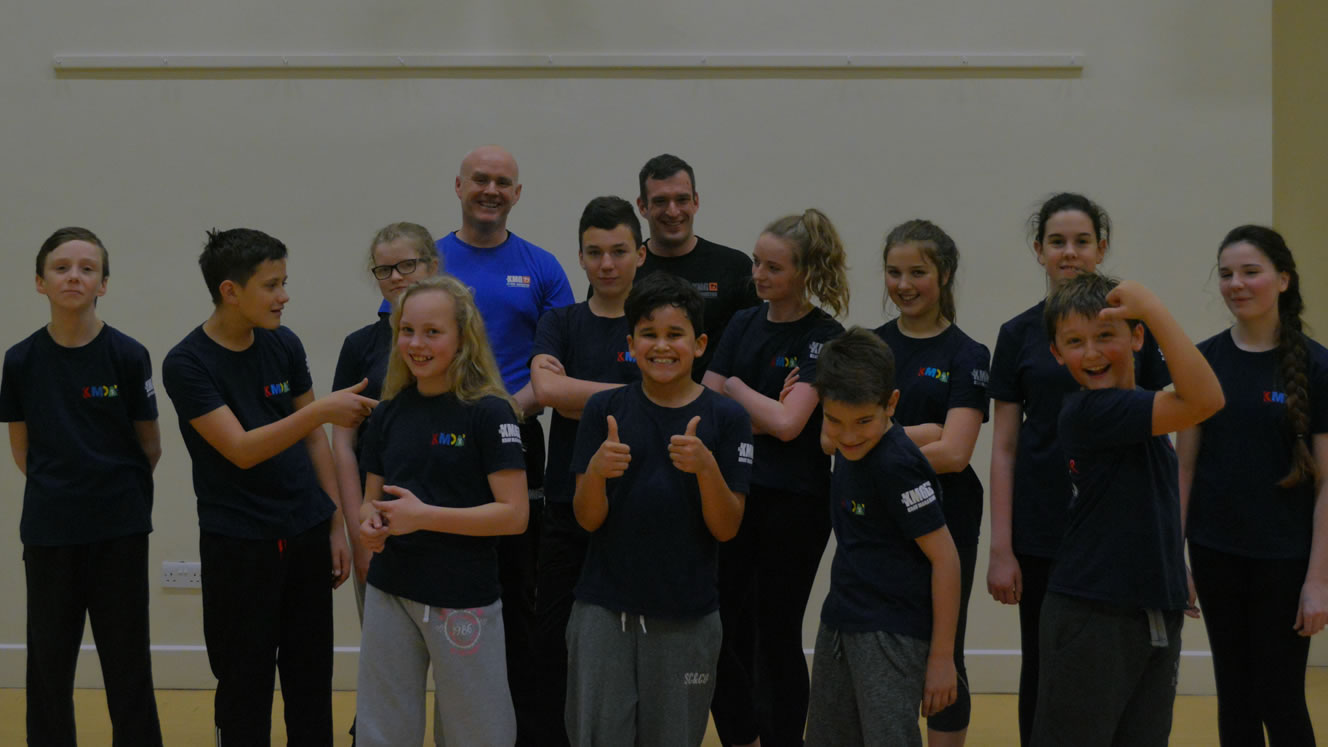 Junior Krav Maga Classes
